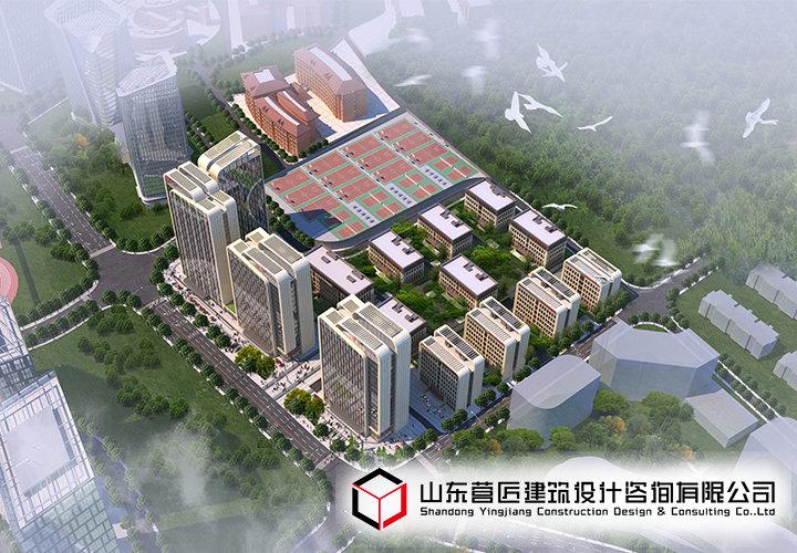 济南卫星产业园研发基地