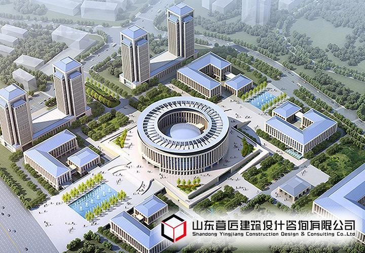 <b>济南超算中心科技园</b>